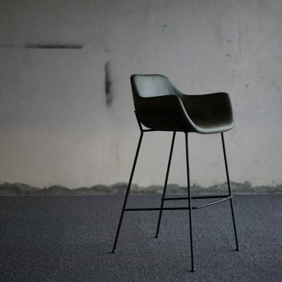 Black Modern Chair