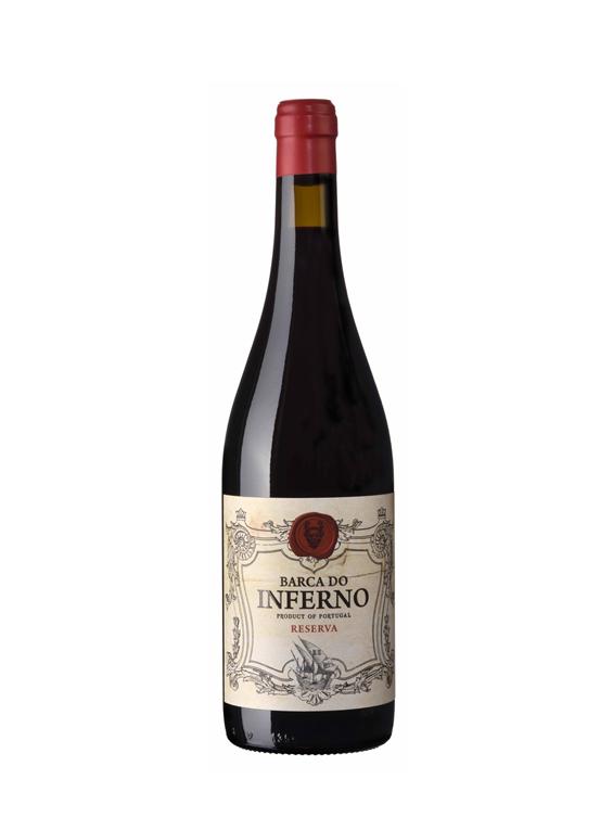 Barca do Inferno Reserva Vinho Tinto