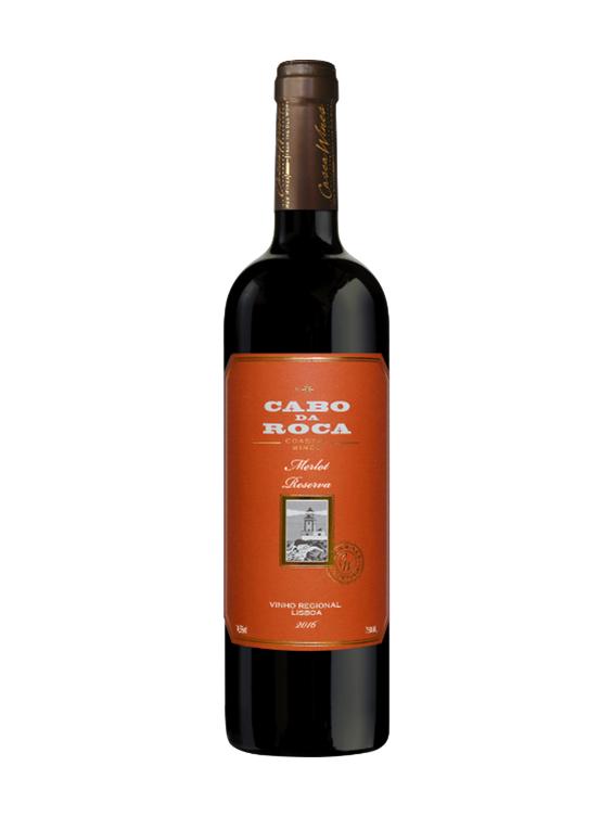 Cabo Roca Reserva Merlot Vinho Tinto