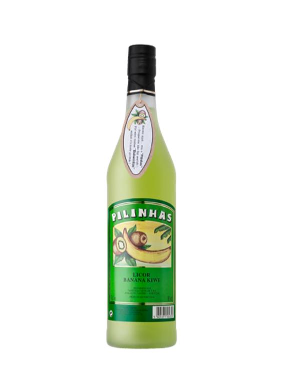 Pilinhas Licor Banana e Kiwi
