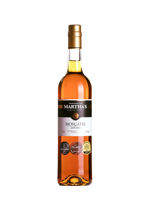 Martha´s Vinho Moscatel