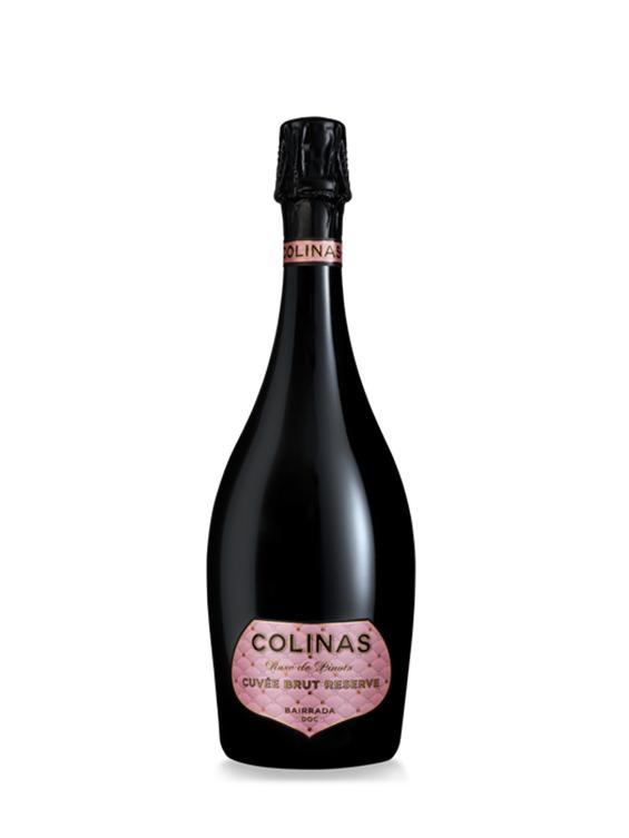 Colinas Espumante Rose de Pinots Cuvée Brut Reserva