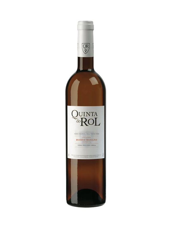 Selecção Unoaked Reserva Vinho Branco Quinta do Rol