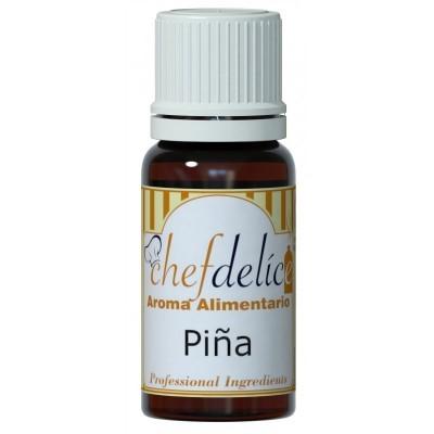Aroma Concentrado de Ananás, 10ml - Chefdelíce