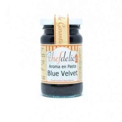 Aroma em Pasta Blue Velvet - Chefdelice
