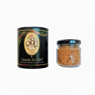 Canela em Pó, 30g - OBÔ Vanilla