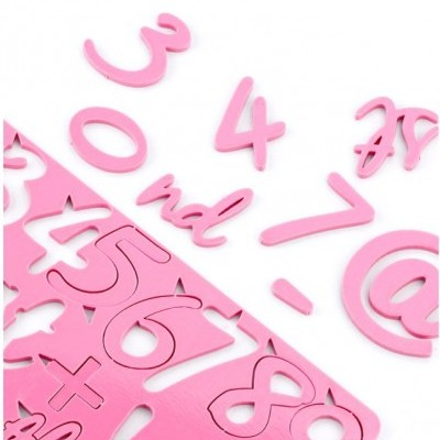 Carimbos/ Marcadores, Números e Símbolos