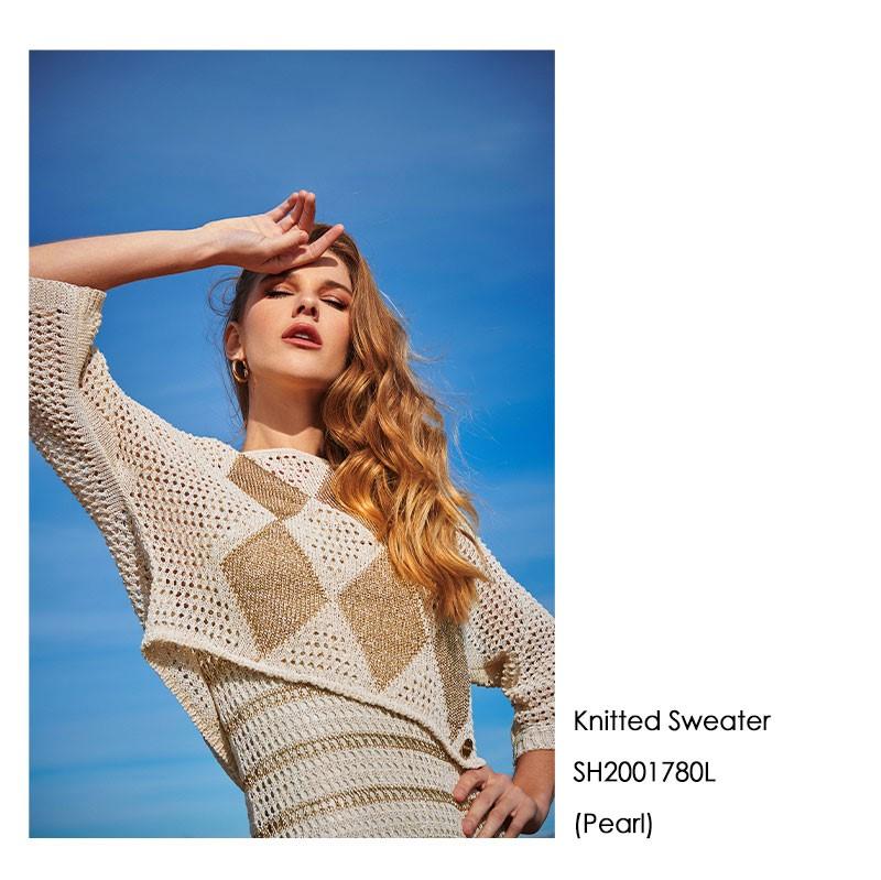 Camisola de tricot Sahoco
