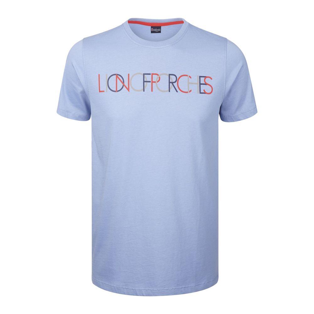 T-shirt de manga curta Lion of Porches