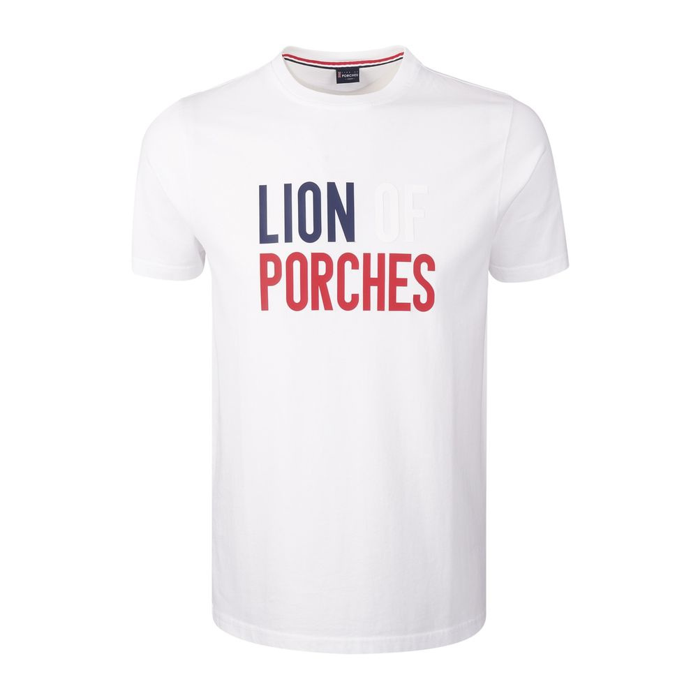 T-shirt de manga curta Lion of Porches