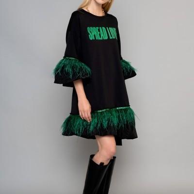 Vestido Spread Love Sahoco