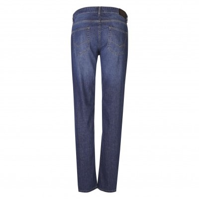 Calça denim regular fit  Decenio