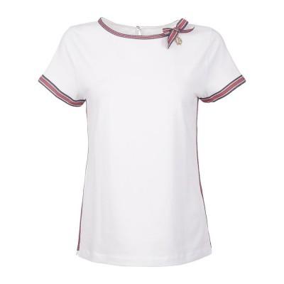 T-shirt em algodão orgânico Lion of Porches