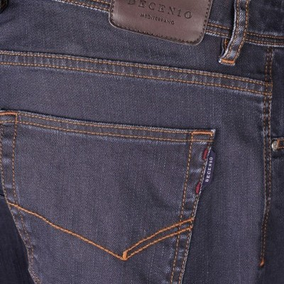 Calça denim slim fit  Decenio