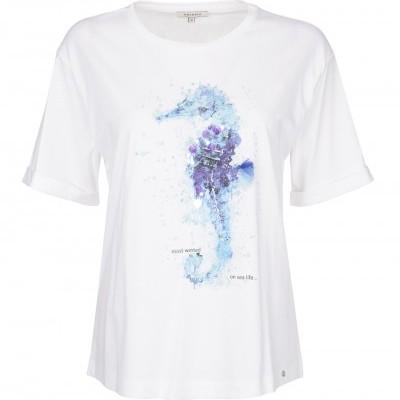 T-Shirt cavalo marinho Decenio