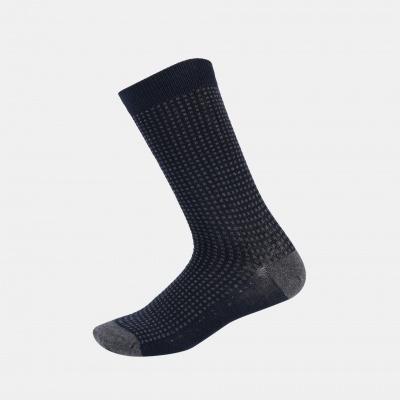 Pack de meias com diferentes padrões