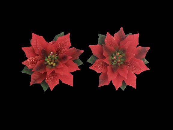 2 Velas natalícias