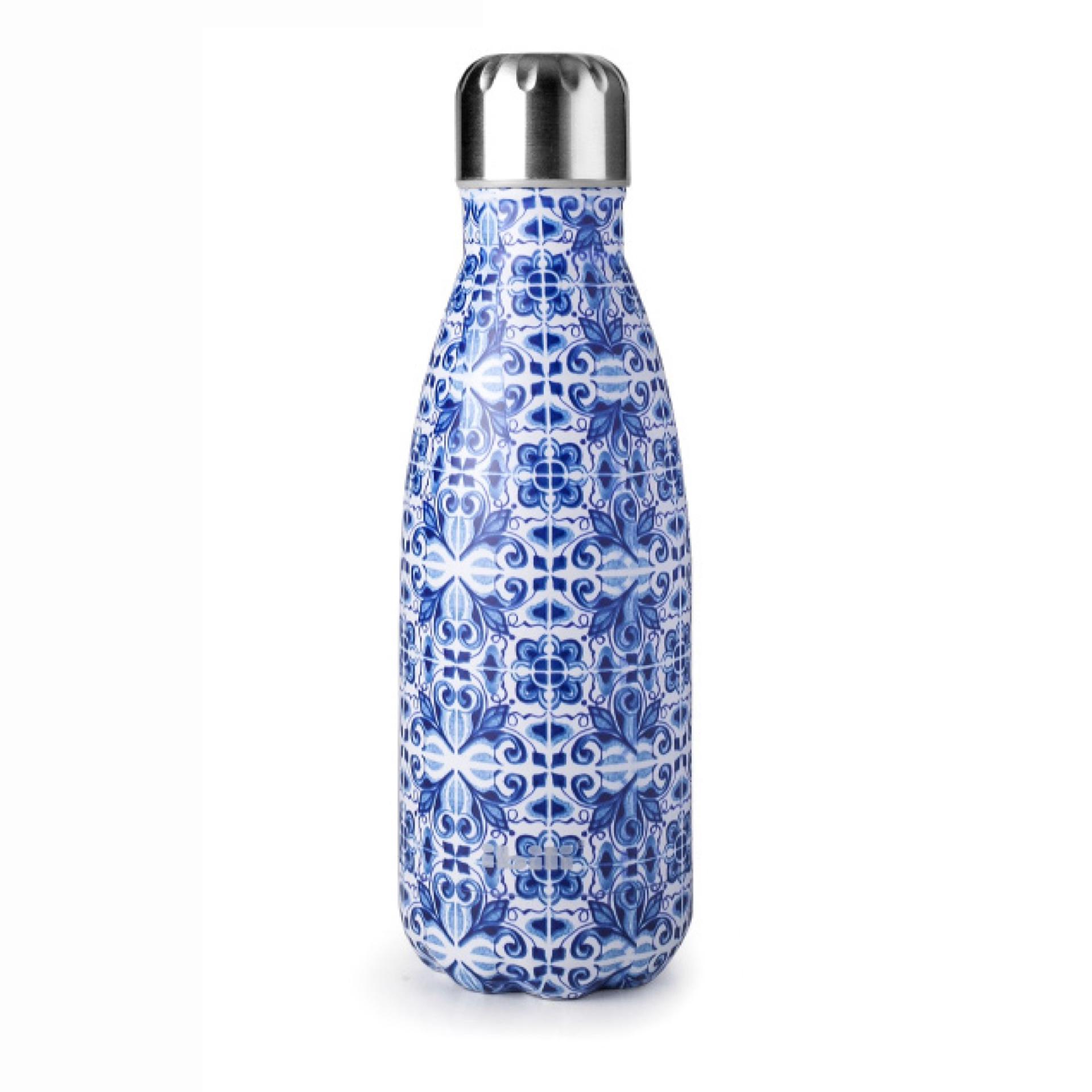 Garrafa termo 350 mL azulejo português
