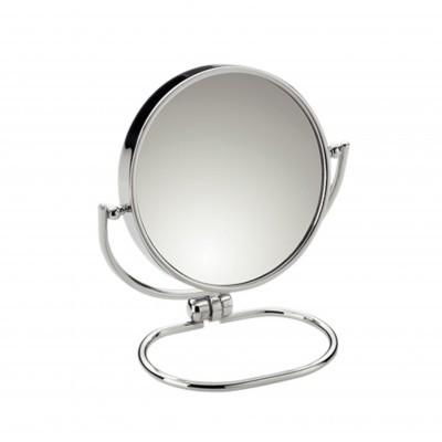 Espelho dobrável com aumento (x10)