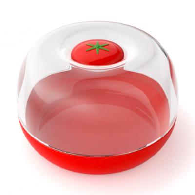 Caixa para tomate transparente