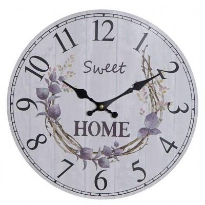 Relógio de parede SWEET HOME