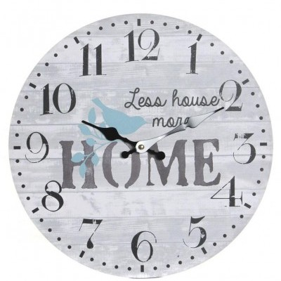 Relógio de parede HOME