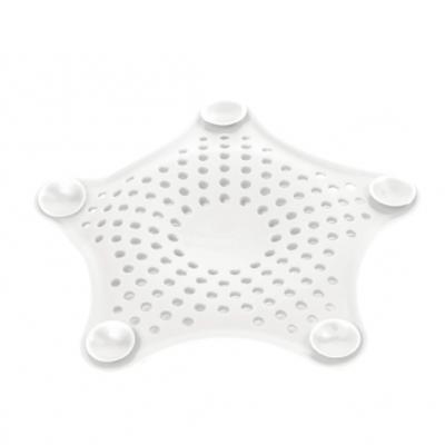 Estrela filtro de cabelos (BRANCO)