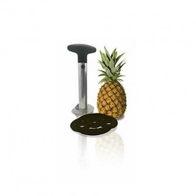 Cortador ananás/abacaxi 3 em 1
