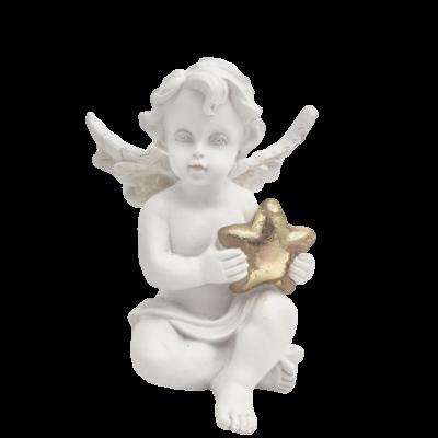Figura anjo (3 MODELOS DISPONÍVEIS)