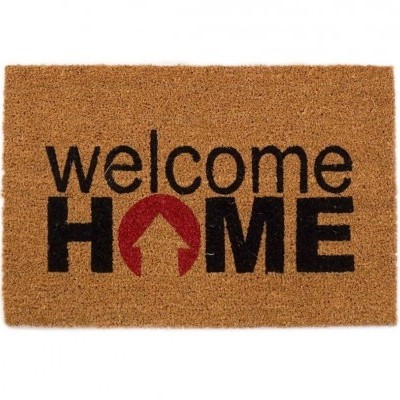 Tapete entrada Welcome Home