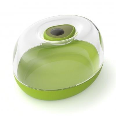 Caixa para abacate transparente