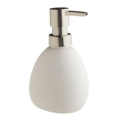 Doseador de sabonete liquido branco
