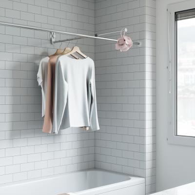 Barra/estendal de casa de banho