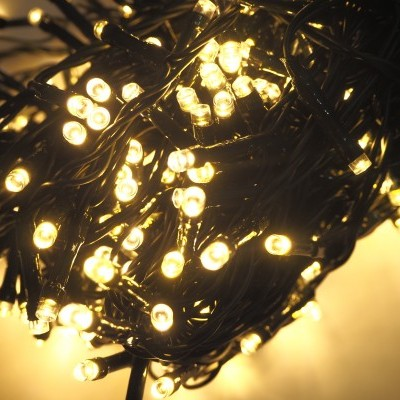 300 Luzes LED natal - cálido