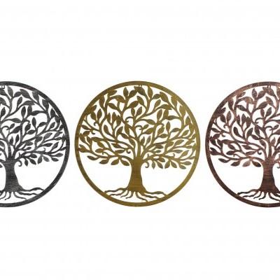 Mural árvore da vida (MÉDIO) (3 CORES DISPONÍVEIS)