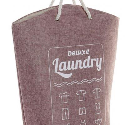 Cesto para roupa lavandaria (3 CORES DISPONÍVEIS)