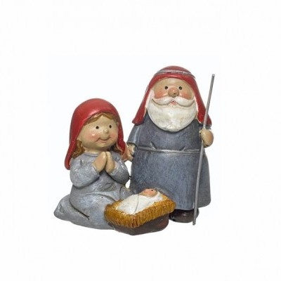 Figura presépio miniatura