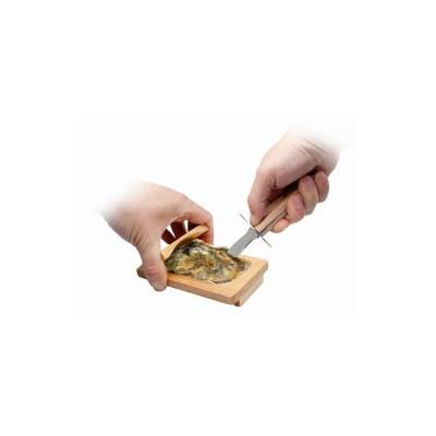 Faca de ostras com base