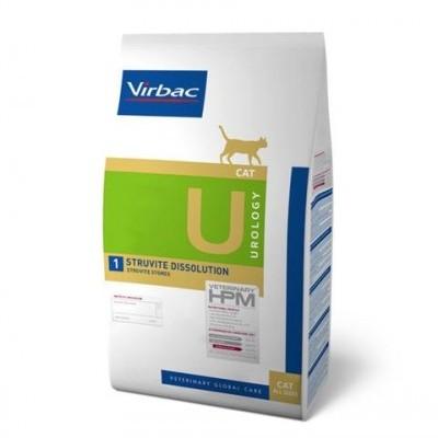 VIRBAC HPM U1 CAT STRUVITE DISSOLUTION