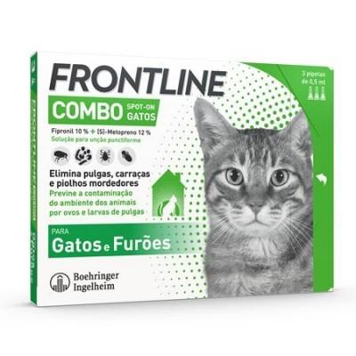 FRONTLINE  COMBO GATOS