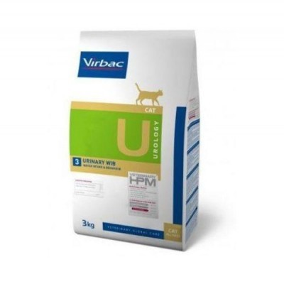 VIRBAC HPM U3 CAT URINARY WIB