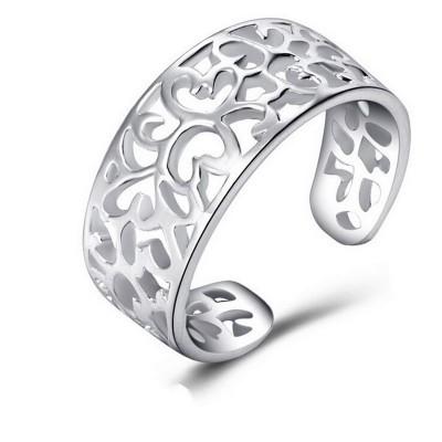 Anel de prata 925 (ajustável)