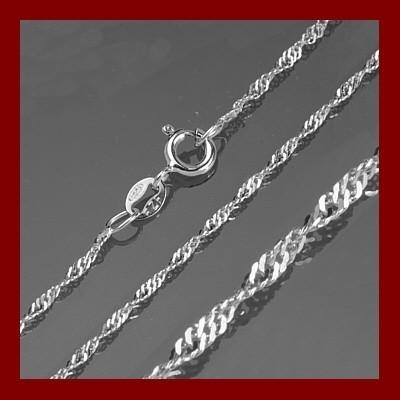 Fio de prata 925 (Singapura)