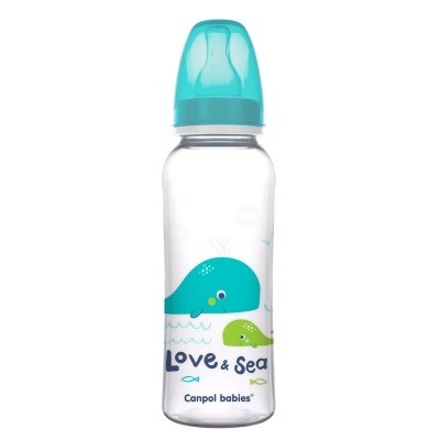 "Biberão ""Love & Sea"" 240ml"