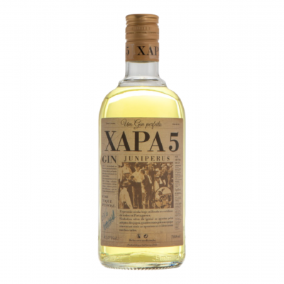 XAPA 5 Gin Ananás 70cl