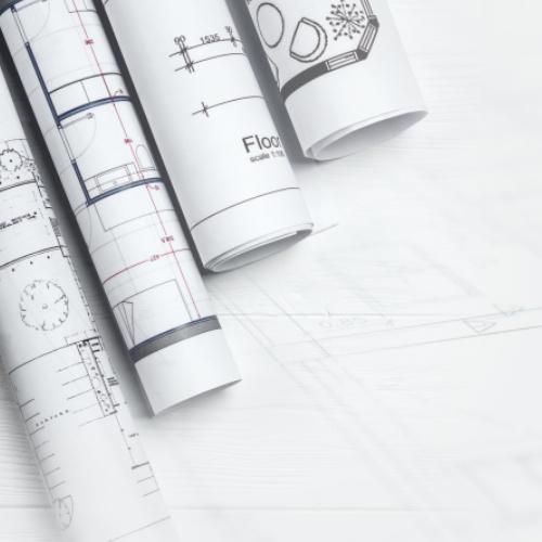 Desenho Técnico (largura 914 mm)
