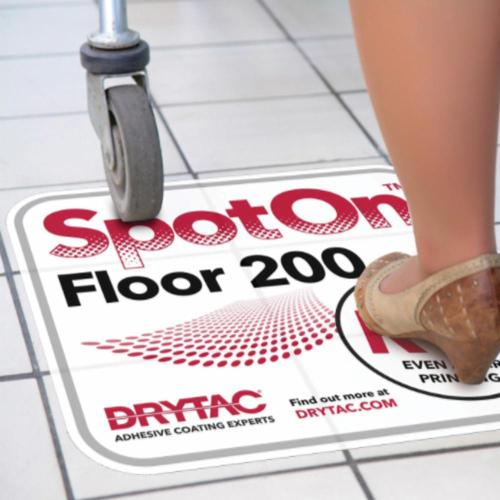 Vinil Autocolante Floor (ou piso)
