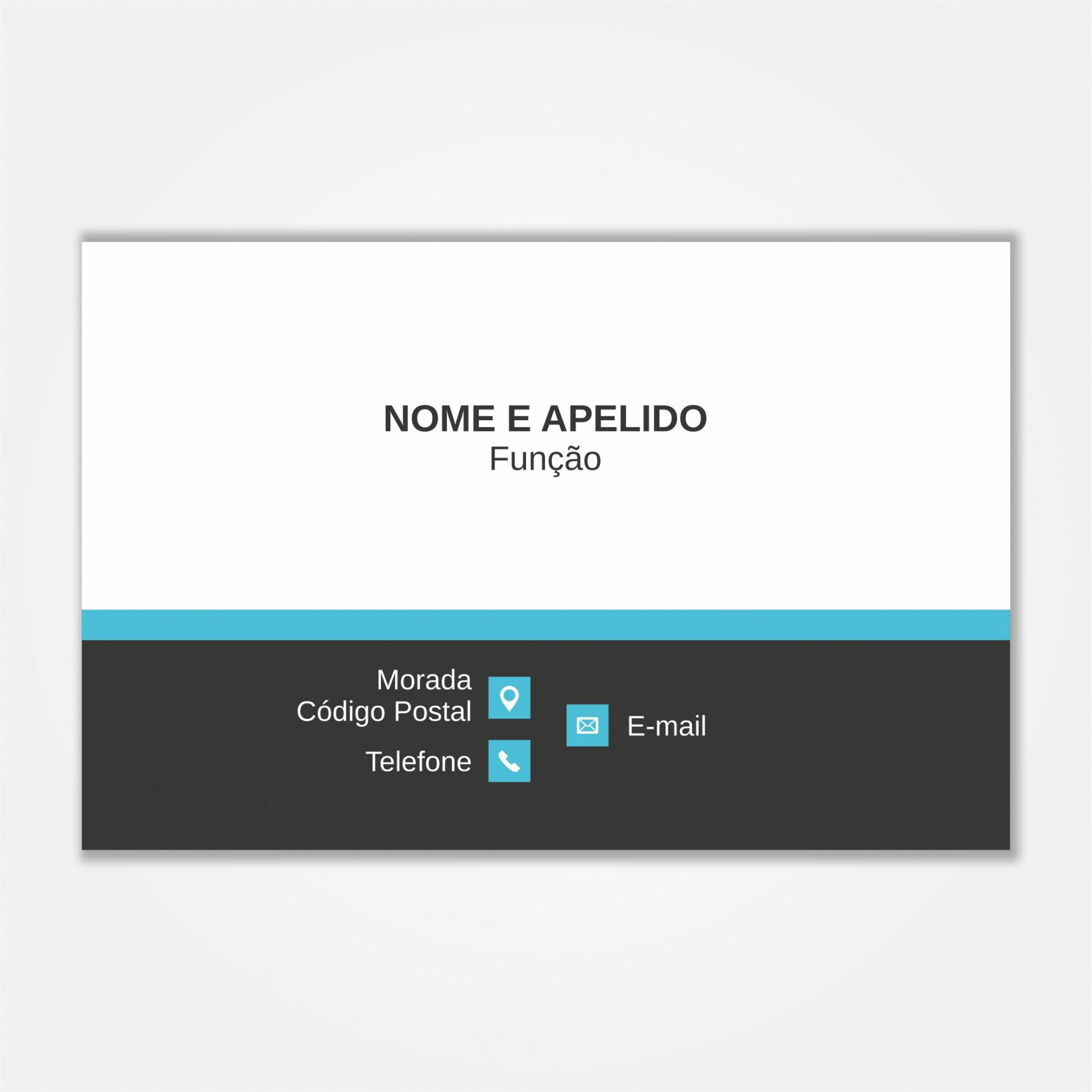 Templates de Cartões de Visita