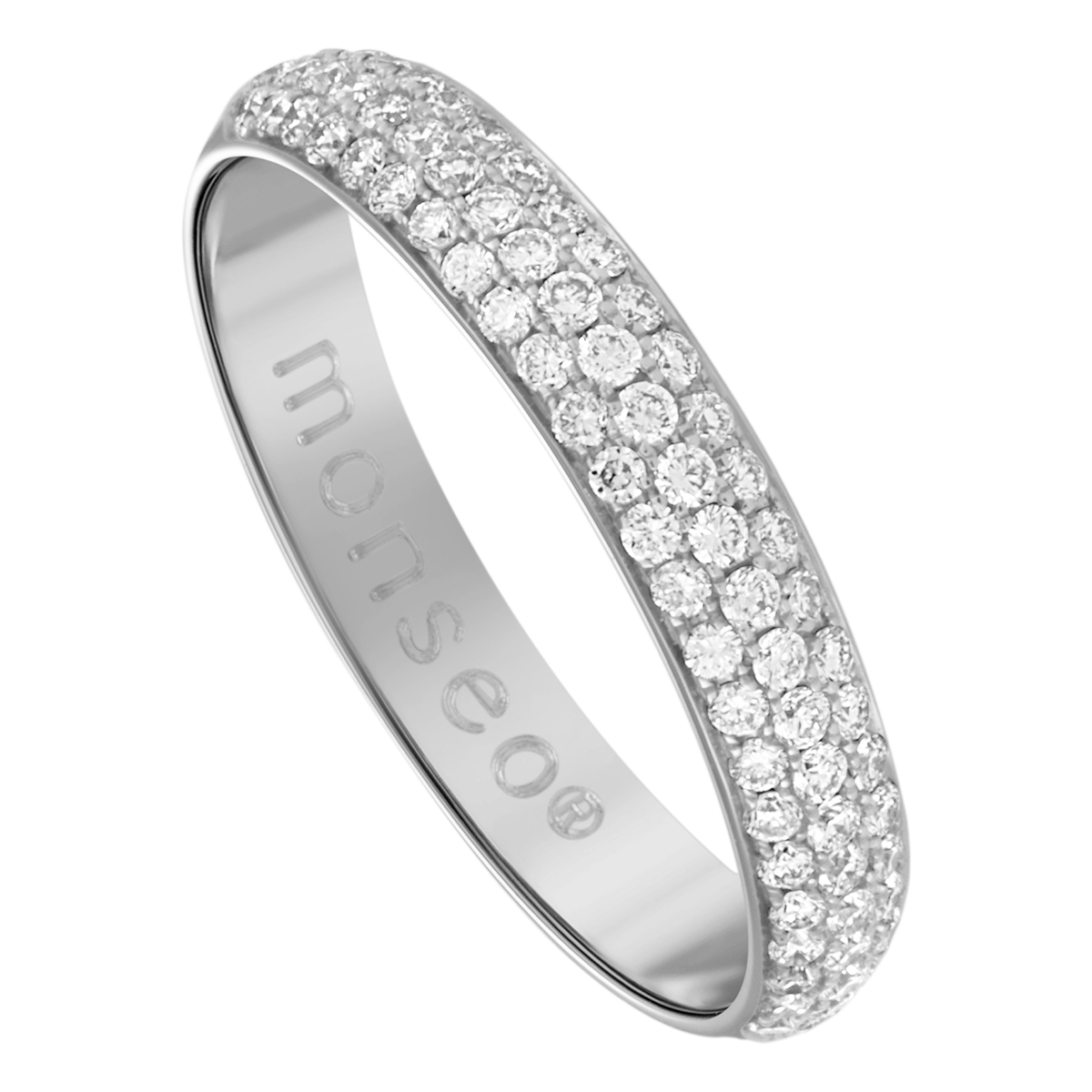 Anel Monseo c/ Diamantes