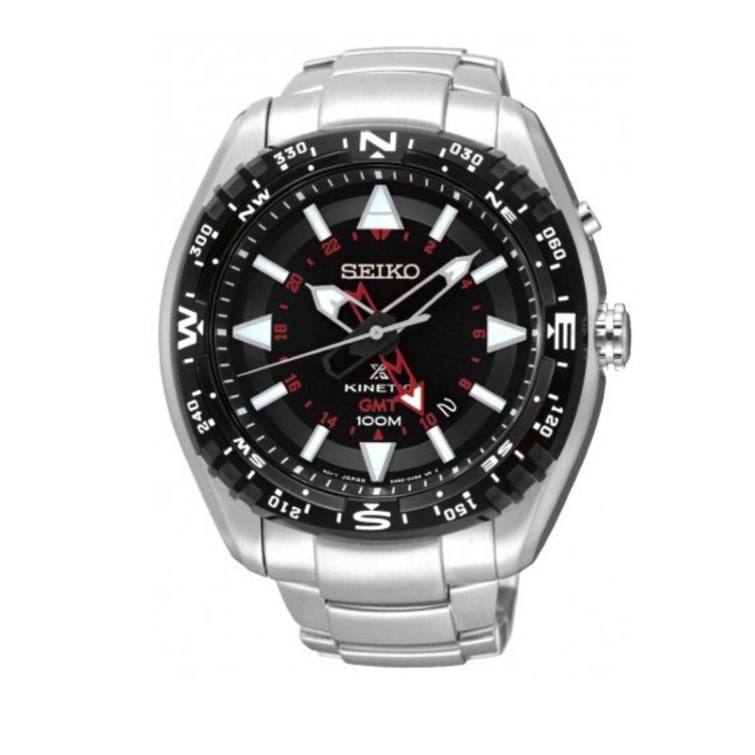 Relógio Seiko Prospex Kinetic
